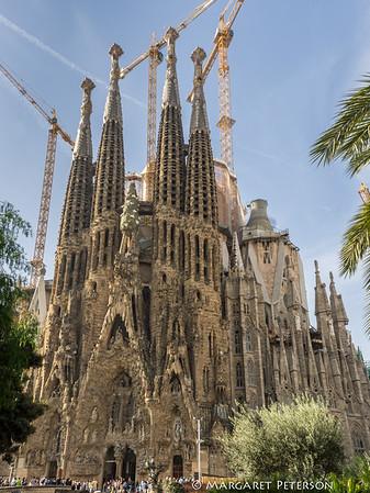 Barcelona and Antoni Gaudi
